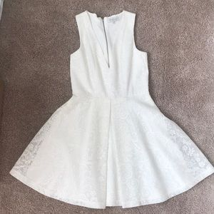 Size small white WAYF dress from Nordstrom